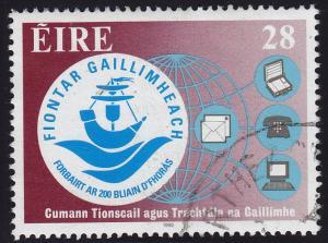 Ireland - 1992 - Scott #857 - used - Chamber of Commerce