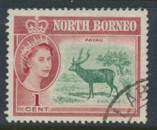 North Borneo SG 391 SC# 280   Used  see details