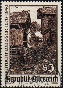 Austria. 1978 3s S.G.1804 Fine Used