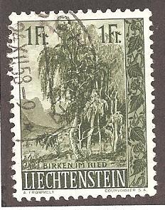 Liechenstein 314 Used VF