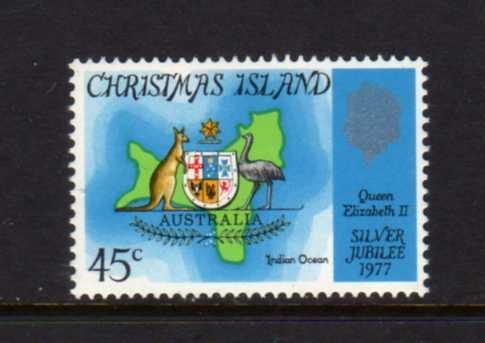 Christmas Island #85 Mint NH Unused 1977