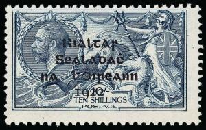 Ireland Scott 1-18 Gibbons 1-21 Mint Set of Stamps