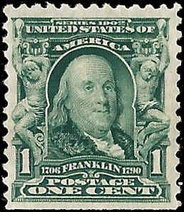 300 Mint,OG,NH... SCV $30.00