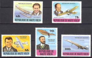 UPPER VOLTA - HISTORIE DE L'AVIATION - MNH **