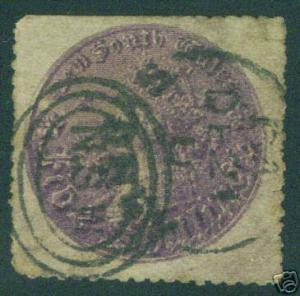 New South Wales Scott 44 used Dead Country nice cancel