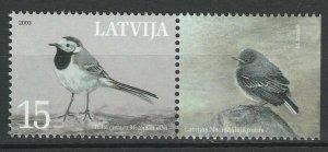 Latvia 2003 Birds MNH stamp