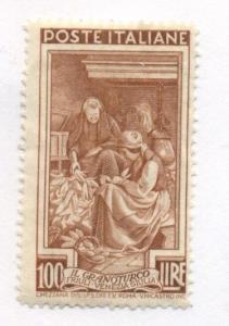 ITALY #566 Mint LH, Scott $27.50