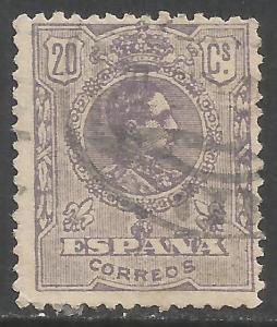 SPAIN 316 VFU Z4618-1