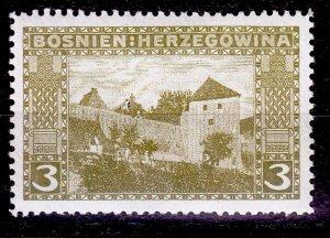 Bosnia and Herzegovina - #32 - 1906 - MH - CV$0.25