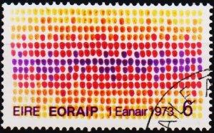 Ireland. 1973 6p S.G.325 Fine Used