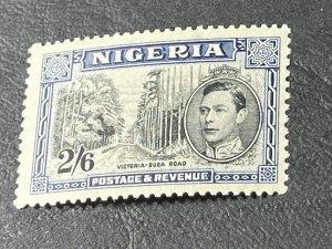 NIGERIA # 63c-MINT/HINGED------SINGLE------1938(LOT#FH)