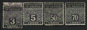 USA, collection