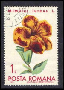 Romania CTO NH Very Fine ZA6821