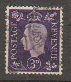 GB George VI  SG 467 Used