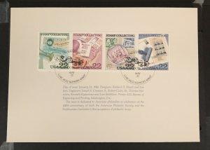 Worldwide Collection Lot-1986 Ameripex FDC, 3 SC's, 4 Pics, See Description