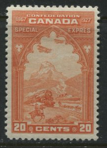 Canada 1927 20 cents Special Delivery mint o.g.