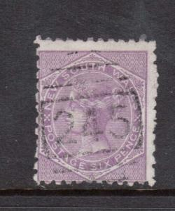New South Wales #66e Used