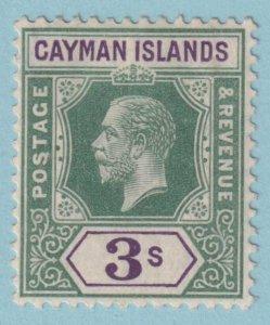 CAYMAN ISLANDS 42 MINT  HINGED OG *  NO FAULTS EXTRA FINE!