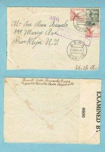 SPAIN - censored, 1940