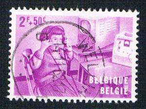 Belgium B720 Used Handicapped Child (BP18423)