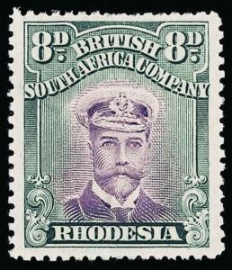 Rhodesia Scott 128b Gibbons 246 Mint Stamp