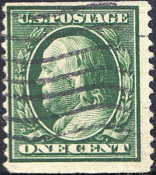 U.S. 352 Used F+ (13019)