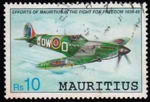 Mauritius Scott 738 Used.