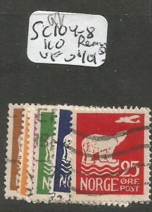 Norway SC 104-8, 110 VFU (6chl)