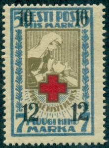 Estonia #B14  Mint H  Scott $4.50