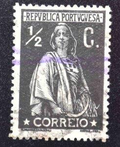 Portuguese India Scott 228 Used Ceres stamp