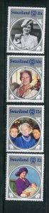 Swaziland #476-9 MNH