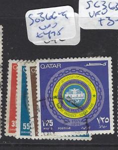QATAR  (PP1110B)  SG 366-9   VFU
