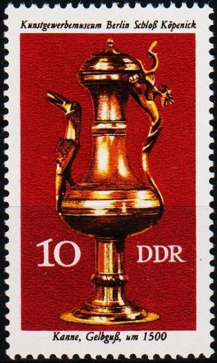 Germany(DDR).1976 10pf S.G.E1885 Unmounted Mint
