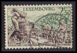 Luxembourg Used Fine ZA5314