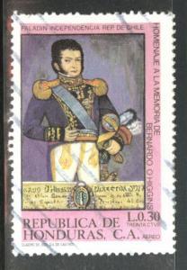 Honduras  Scott C701 Used  airmail stamp