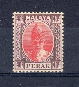 Malaysia - Perak 1938-41 40c MM
