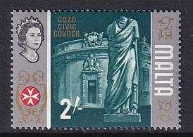 Malta   #325   MNH   1965  definitive   2sh