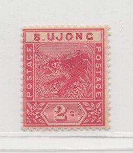 Malaya Sungei Ujong - 1891-94 - SG50 - 2c Rose -  MH #625