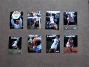 St. Vincent -988-95, MNH Set. Wimbledon Tennis Championships, SCV - $5.00
