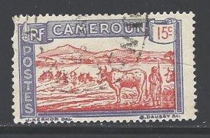 Cameroun Sc # 176 used (RRS)
