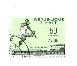 Haiti 1958 - Scott #C115