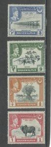 Pakistan - Bahawalpur 22-5  MHR cgs