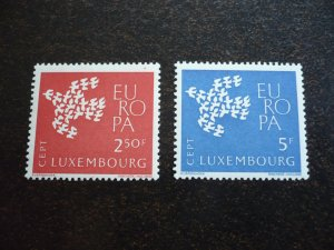 Europa 1961 - Luxembourg - Set