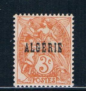 Algeria 3 MLH Liberty 1924 (A0340)