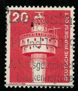 LEUCHTTURM, Deutscheland, 20 Pf, Germany, (T-6245)