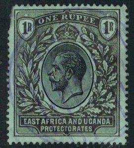 East Africa and Uganda Scott 49 Used.