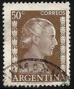 Argentina 1952 Scott# 606 Used