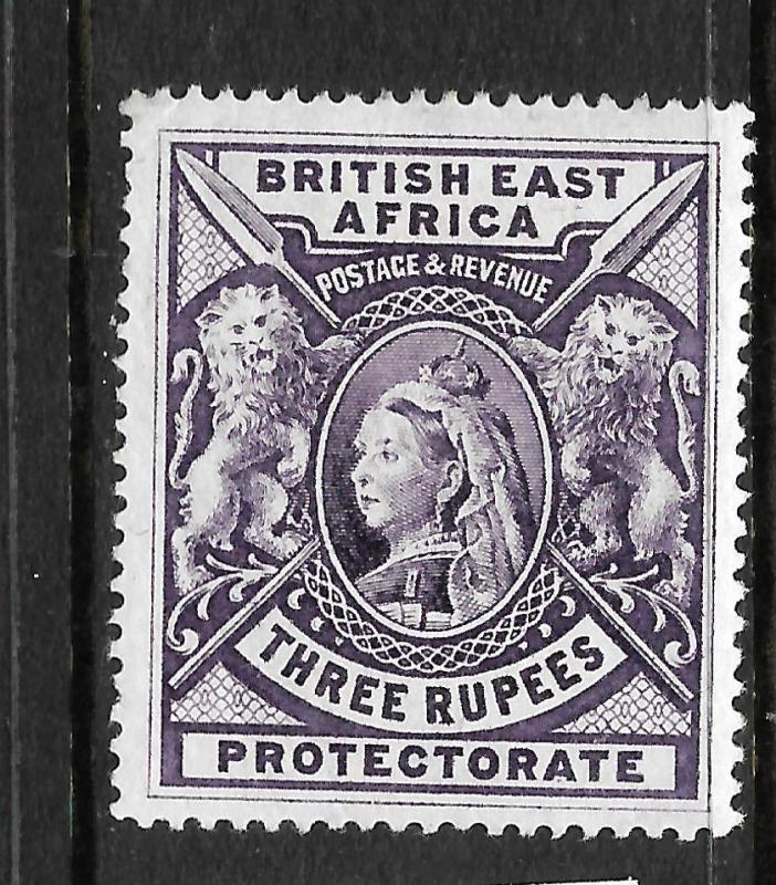 BRITISH EAST AFRICA  1897-03   3r    QV    MH   SG 94