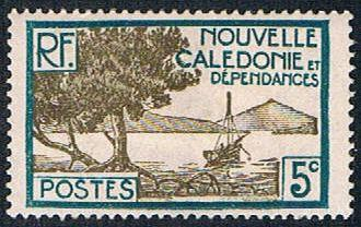 New Caledonia 139 MLH Bay Scene (BP4414)
