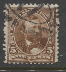 STAMP STATION PERTH US  #223 Used